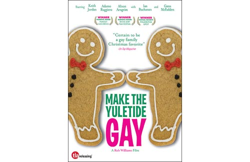 Big Gay Movie Review: Make the Yuletide Gay | Jay Bell Books