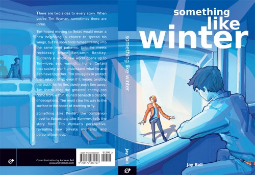 Something Like Winter by Jay Bell cover art
