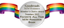 Goodreads M/M Romance Group Members Choice Awards 2012