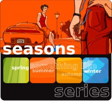 Jay Bell's Seasons Series