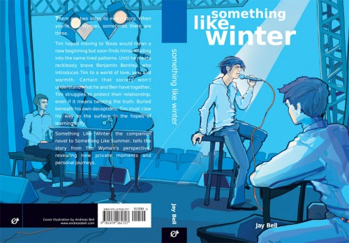 Something Like Winter new cover