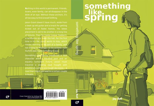 Something Like Spring by Jay Bell Cover Art
