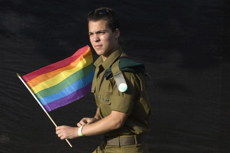 Gay Soldier