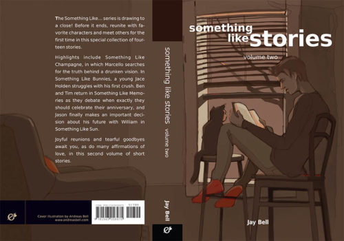Something Like Stories Volume 2 full cover