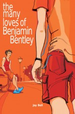 The Many Loves of Benjamin Bentley: A cover from an alternate reality