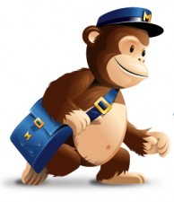The chimp that delivers my newsletter!