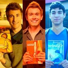Three Seasons - Davi Santos as Tim Wyman, Ben Baur as Jace Holden, Grant Davis as Benjamin Bentley