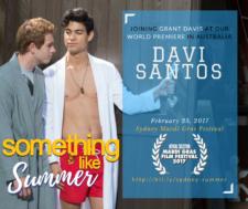 Something Like Summer premier