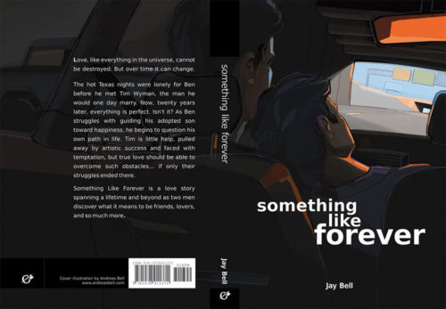 Something Like Forever by Jay Bell cover
