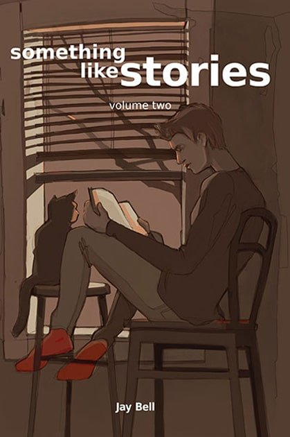 Something Like Stories out today! - Jay Bell Books